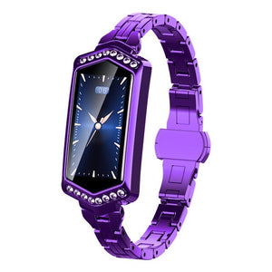 Tairgi Diamond Smart Watch for Android and iPhone