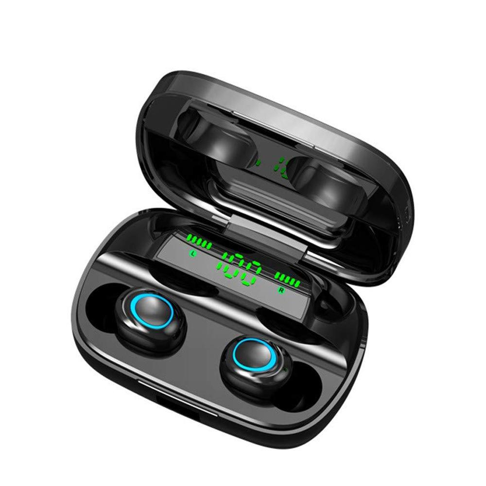 Tairgi Power Bar Mini Bluetooth Earphones with Power Bank