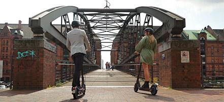 E-scooters have authorities in a spin – but would their legalisation have a positive impact on our roads?