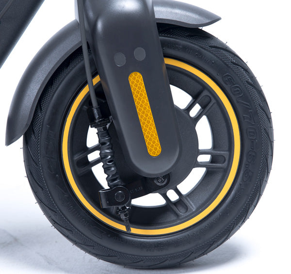 Ninebot Max G30 front drum Brake by kickmotion