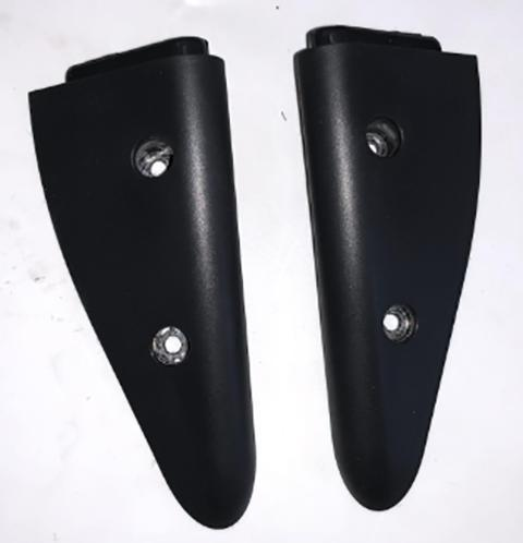 Ninebot MAX G30 Electric Scooter Rear Bumper Strip (Including Left & Right) Ninebot MAX G30 Electric Scooter Kickscooter Spare Part kickmotion