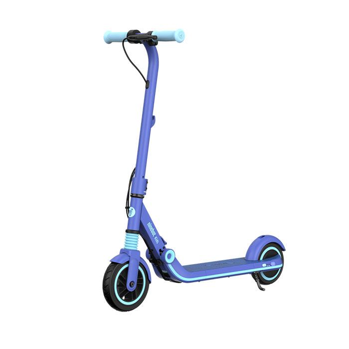 Ninebot E8 Zing Kids Electric Scooter kickmotion Blue