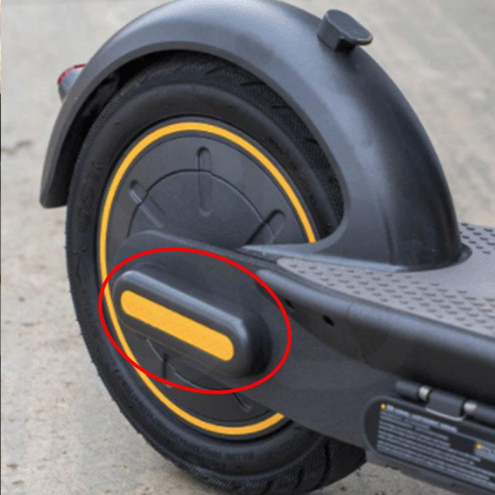 Rear Fork Decorative Cover Screws Ninebot MAX G30 Electric Scooter Kickscooter Spare Part kickmotion