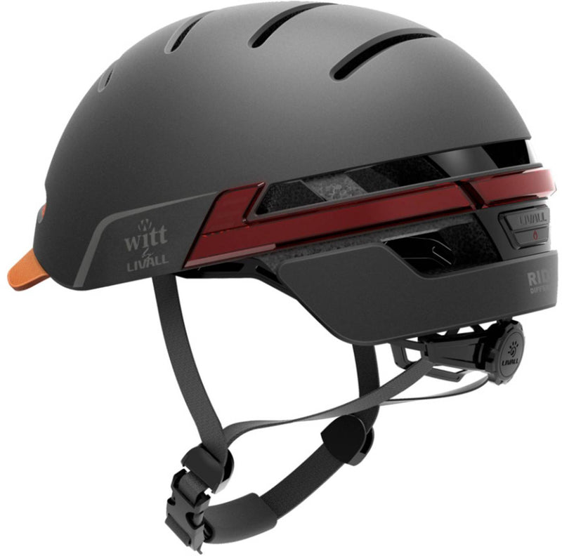 Witt by Livall BH51M Smart Helmet kickmotion