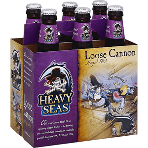 Heavy Seas Loose Cannon, 6 Pack