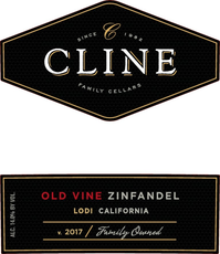 Cline Cellars Old Vine Zinfandel 2018