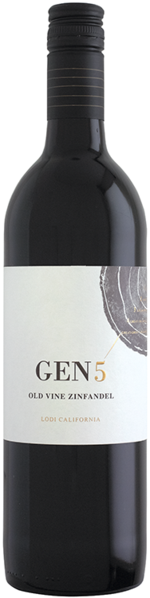 Gen5 Zinfandel Old Vines 2017