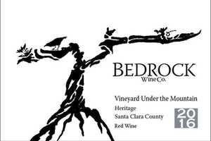 Bedrock Wine Co Under the Mountain Heritage 2018