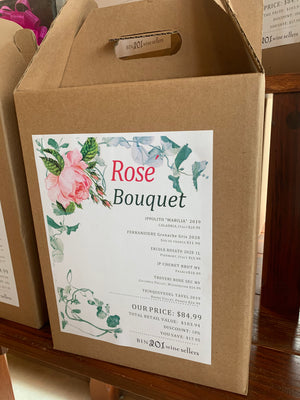 Rose Bouquet 6-Pack