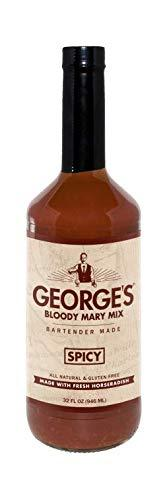 George's Bloody Mary Spicy