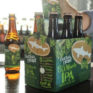 Dogfish Head 60 Minute IPA, 6 Pack