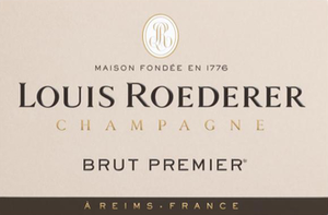 Louis Roederer Brut Premier NV 375 ml