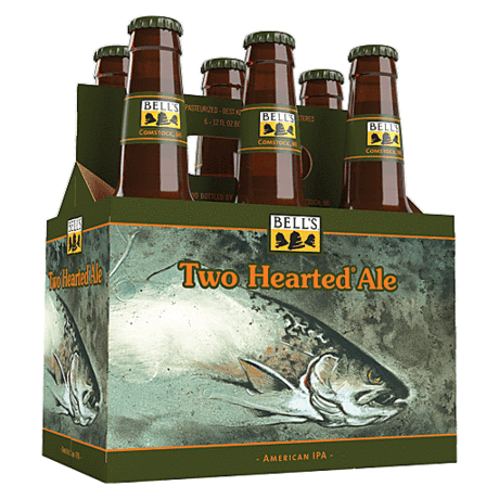 Bells Two Hearted Ale, 6 Pack