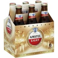 Amstel Light, 6 Pack