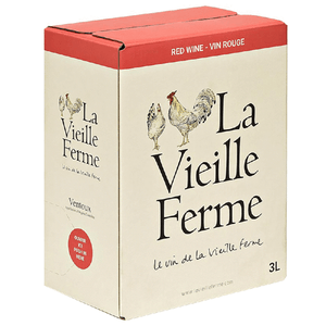 La Vieille Ferme Rouge Bag-in-Box 3L