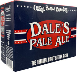 Oskar Blues Dale 's Pale Ale, 6 Pack