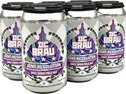 DC Brau Joint Resolution, 6 Pack