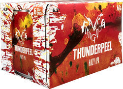 Flying Dog Thunderpeel IPA, 6 Pack