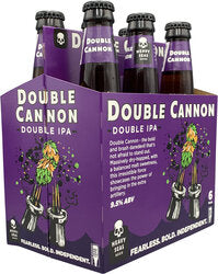 Heavy Seas Double Cannon, 6 Pack