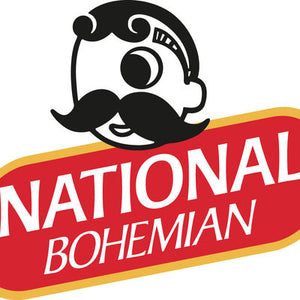 Natty Boh Cans, 12 Pack