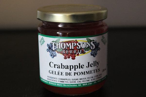 Thompson's Home Made Jellies