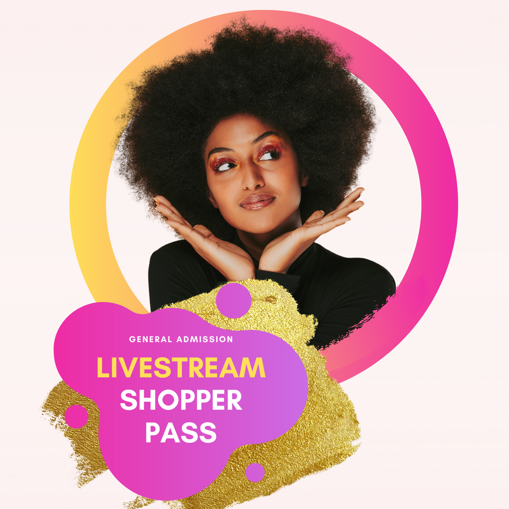 Virtual Natural Hair All Access Pass