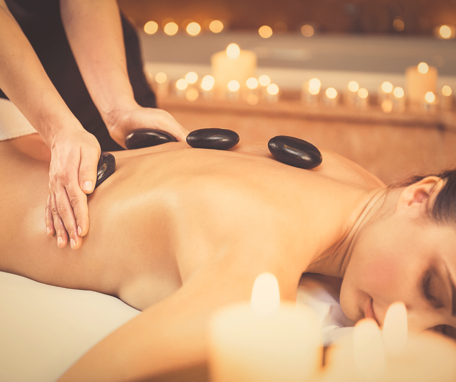 1 Day Hot Stone Massage Course