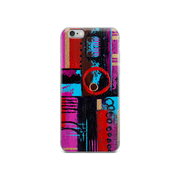 Lifted - iPhone Case - AllArtApparel