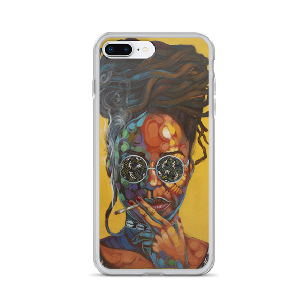 Woman of Steel - iPhone Case - AllArtApparel