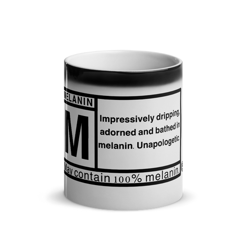 Rated M - Glossy Magic Mug - AllArtApparel