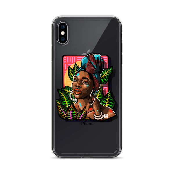 Among The Leaves - iPhone Case - AllArtApparel