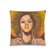 Load image into Gallery viewer, Who Is Jill Scott - Throw Pillow
