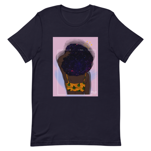 Fro Kulture - Eco Friendly Short-Sleeve Unisex T-Shirt - AllArtApparel