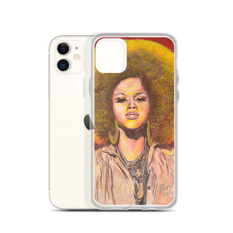 Who Is Jill Scott - iPhone Case