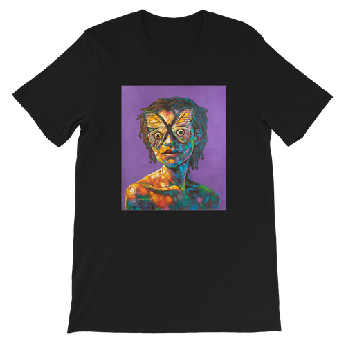 Illusion of Beauty - Eco Friendly Short-Sleeve Unisex T-Shirt - AllArtApparel