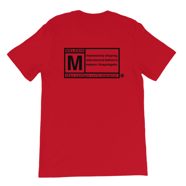 Rated M - Eco Friendly Short-Sleeve Unisex T-Shirt - AllArtApparel