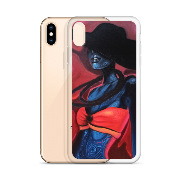 Between Borders - iPhone Case