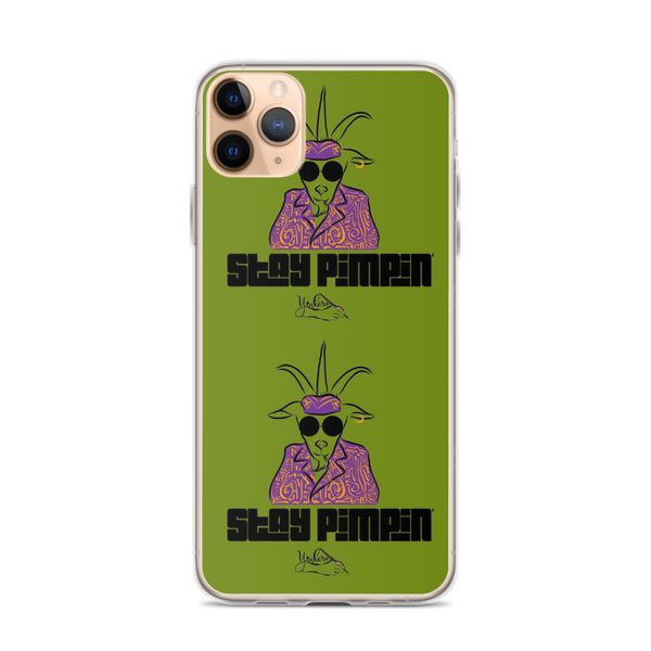 P.I.M.P. - iPhone Case - AllArtApparel