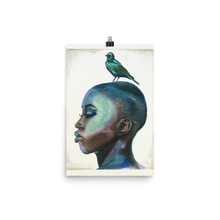 Load image into Gallery viewer, The Luster of A Starling - Premium Print