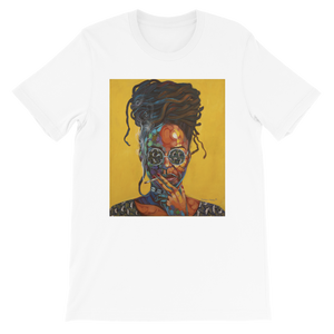 Woman of Steel - Eco Friendly Short-Sleeve Unisex T-Shirt - AllArtApparel