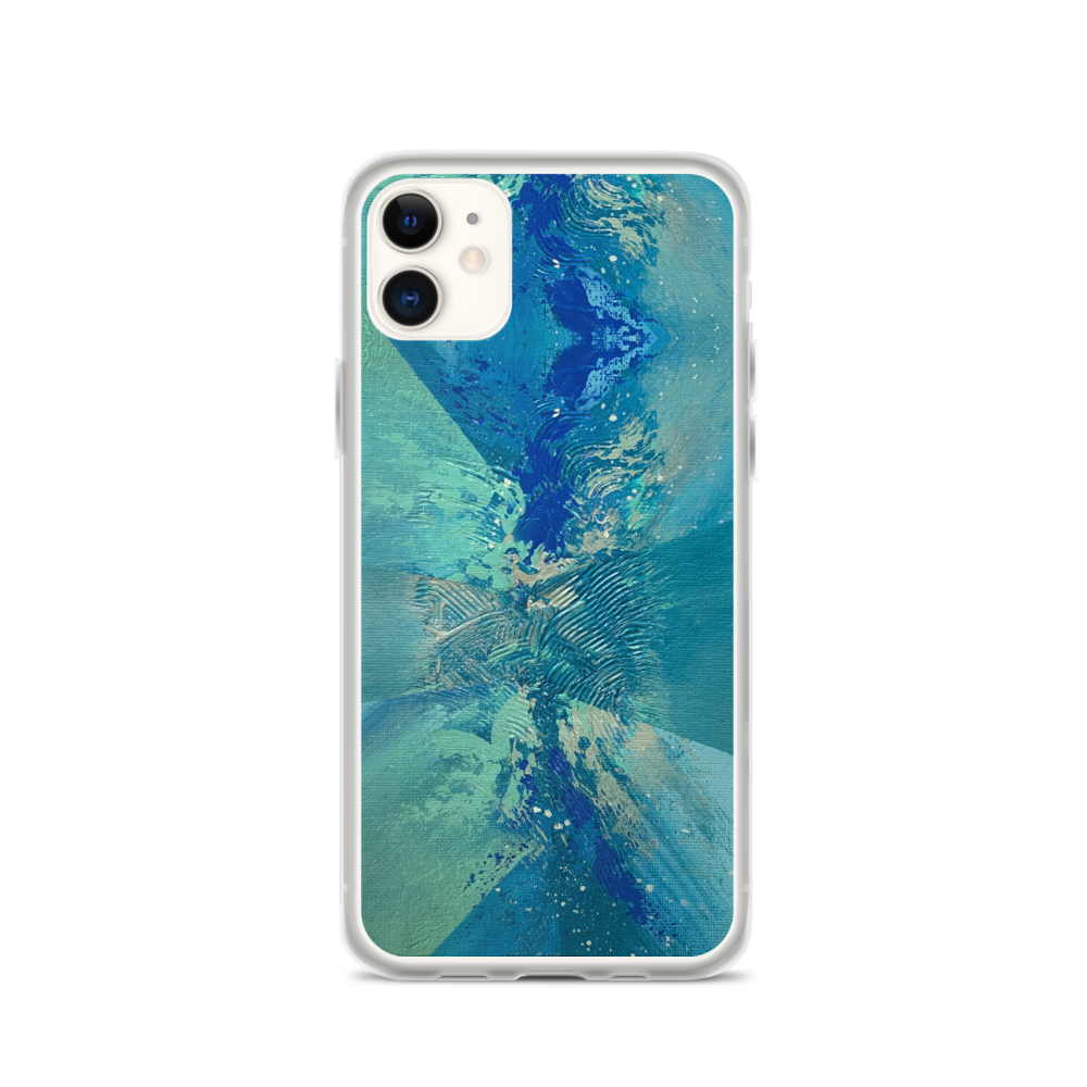 Flowing - iPhone Case - AllArtApparel