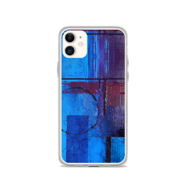 Comfort - iPhone Case - AllArtApparel