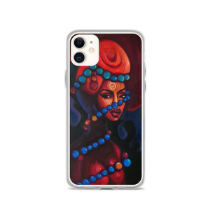 Bound In Beauty - iPhone Case