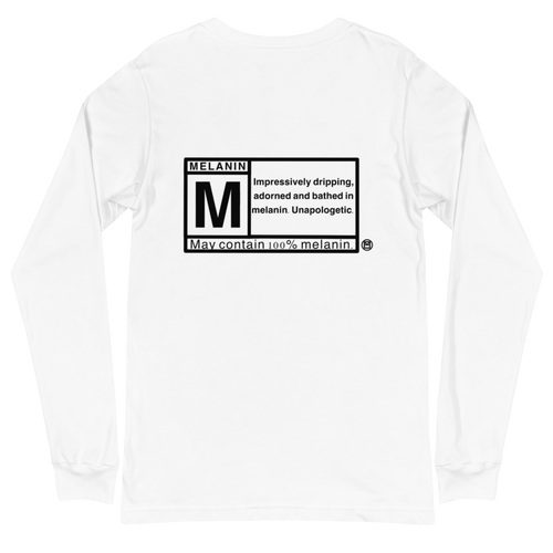 Rated M - Unisex Long Sleeve Tee - AllArtApparel