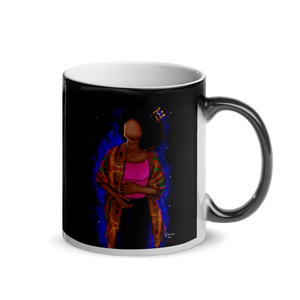 Black Girl Magic Mug - AllArtApparel