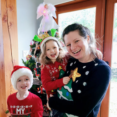 Christmas Greeting from the Munchables Family 2020