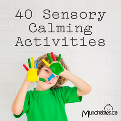 40 Sensory Calming Activities for Kids and Adults