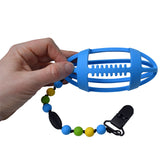 Munchables Football Teether