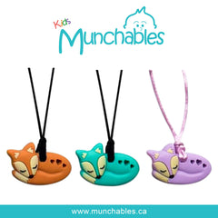 Munchables Chew Necklaces