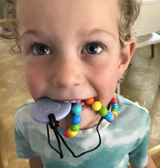 Munchables Sensory Chew Necklaces